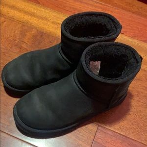Black Waterproof UGG